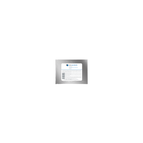 HYDROGEL EYE PATCHES (2 pcs) Ref . IC-9266