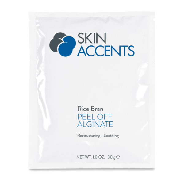 "PEEL OFF ALGINATE ALGINATE ""RICE POWDER"" (30G)  Ref. IC-9836P"